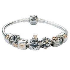 6ced9e4d1 Wedding Charms for my new pandora bracelet--Thank you Linda!@Linda  Falkenthal