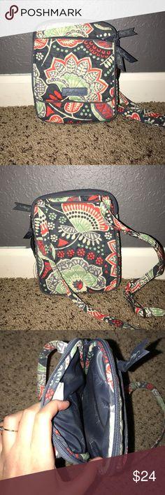 Mini Hipster (Nomadic Floral pattern) Bought in 2016 Vera Bradley Bags Mini Bags