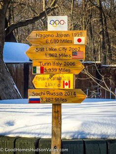 The Fahnestock Winter Park at Putnam County New York is a state run park. It offers snowshoe and cross country skiing trails, sledding hill, and beautiful views at an affordable rate.