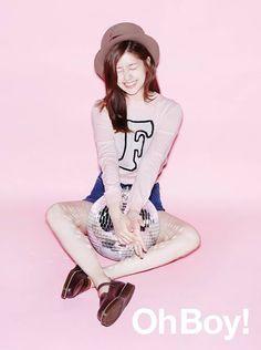 Jung So Min poses for OhBoy! Jung So Min, Dramas, Boy Photo Shoot, Kim Yoo Jung, K Idol, Korean Actresses, Korean Celebrities, Actor Model, My Baby Girl