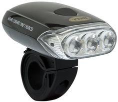 Bell Lumina 200 Dawn Bike Patrol Powerful White LED Bicycle Headlight  #Bell