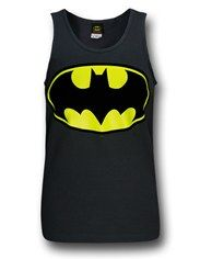Batman Symbol Charcoal Men's Tank Top.  I wanted this until i remembered something now i dont anymore. Batgirl failed today lol