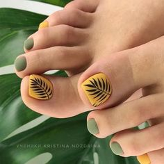 Nail Designs For Toes Gallery beautiful toe nail art ideas to try naildesignsjournal Nail Designs For Toes. Here is Nail Designs For Toes Gallery for you. Nail Designs For Toes nail art designs toes. Nail Designs For Toes pedicure toe . Toe Nail Color, Toe Nail Art, Nail Colors, Nail Nail, Acrylic Nails, Matte Nails, Pretty Toe Nails, Cute Toe Nails, Strand Design