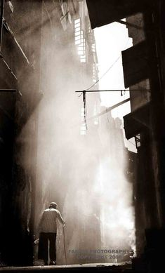photography, Fan Ho. El arte