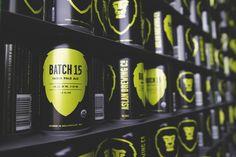 Aslan Brewing Beer Cans