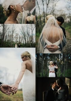 Bride and Groom - Silver Oaks Chateau - St. Louis Wedding Photographer - Charis…