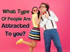 Which kinds of people do you attract based on your personality? I got intellectual people