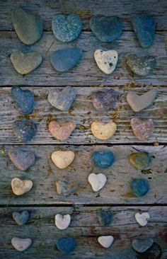 A fun image sharing community. Explore amazing art and photography and share your own visual inspiration! Heart Shaped Rocks, Knobs And Pulls, Rock Art, Amazing Art, Heart Shapes, Projects To Try, Image Sharing, Metals, Repurposed