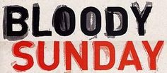 Bloody Sunday ~~~~~~~~~~~~~~~~~~~~~~~~~ One of the bloodiest incidents in the history of The Troubles. On January 26 unarmed, civil rights protesters and bystanders were shot by British soldiers. Esl Resources, British Soldier, Design Research, U2, Civil Rights, Black History, Soldiers, Ireland, Exercises