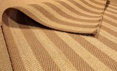 Alfombra de fibra de coco modelo COCO ESPIGA en www.mundoalfombra.com