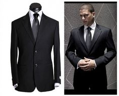 Groom's Reception Outfit: Giorgio Armani Suit <3 #Class #Sexy