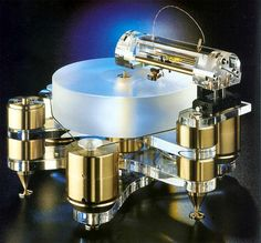 """Clear Audio - Audiophile High End Analog Turntable"" !...  http://about.me/Samissomar"