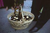 2004 Romania, Gypsies Wedding | Gold for newlyweds by Jeremy Sutton-Hibbert