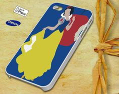 Snowwhite No Face Case for iPhone 4 4S iPhone 5 5S by NauraDesign, $13.50