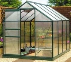 Small budget greenhouse