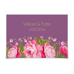 Antwortkarte Blütenzauber in Lavendel - Postkarte flach #Hochzeit #Hochzeitskarten #Antwortkarte #kreativ #modern https://www.goldbek.de/hochzeit/hochzeitskarten/antwortkarte/antwortkarte-bluetenzauber?color=lavendel&design=51688&utm_campaign=autoproducts