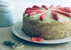 Toto je úžasná, zdravá a ještě k tomu hrnečková verze tohoto oranžového dortu..