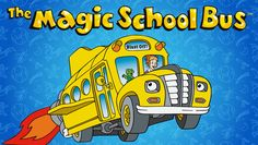The Magic School Bus - My 6yo was so happy when this show became available on Netflix! He loves the books, and he LOVES the show!