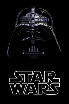 #StarWars Typo Portraits