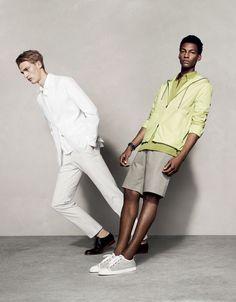 Hermès Spring Summer 2013. #hermes #menswear #fashion #sport