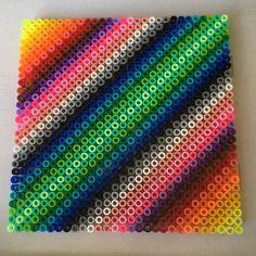 #hama #hamabeads #madebymyself #perlerbeads #perler #strijkparels #colors