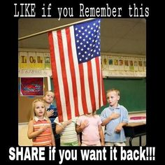 They took it out of schools because of of the dumbass non Americans if you do not believe in god you are not a American