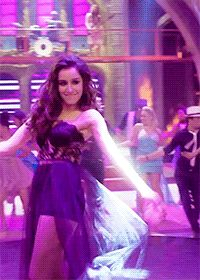Shraddha Kapoor in Baaghi!Great dancing Shraddha!