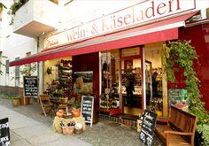 Südwind- Delikatessen-Käse-Wein  Akazienstr. / Belziger Str. Berlin