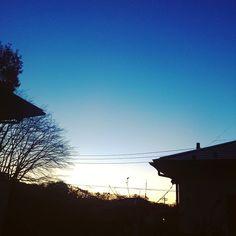 おはよーございます 今日は晴れて暖かくなりそう ホッとしますね(o) #みんなのIT #おはよう #ohayo #群馬県 #高崎市 システムコンサルタント #gunma #takasaki