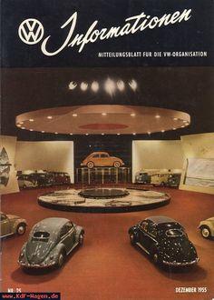 VW magazine 1955