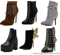 #boots #boot #booties #fashion #moda