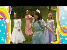Míša Růžičková - Tanec princezen (Cvičíme s Míšou - plná verze) - YouTube Prom Dresses, Formal Dresses, Youtube, Books, Reading, Fashion, Carnavals, Dresses For Formal, Moda