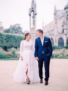 34 vestidos para novias diferentes. ¡Qué viva la naturalidad! Image: 25