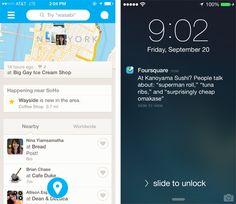 #Foursquare: Ανακάλυψε ακόμη περισσότερα με τις νέες λειτουργίες - #SocialMedia