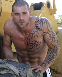 Tribal Inked Men http://www.manwink.com/list/?p=37429=37374