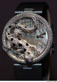 2011 Cartier jewelry watches; wow, scores a 10 in uniqueness!