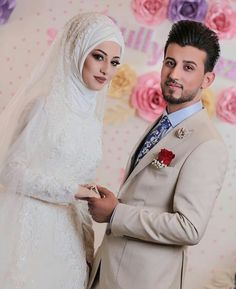 Only love pics fallow me 👈 Muslim Brides, Muslim Couples, Love Pictures, Photoshoot, Shit Happens, Bridal, My Love, Wedding Dresses, Happenings