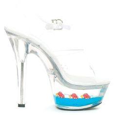 Fake fish shoes.