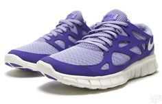 "Women's Nike Free Run 2 ""Light Thistle"""