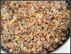 Walnut Acre: Shrimp Fried Rice - Take 2
