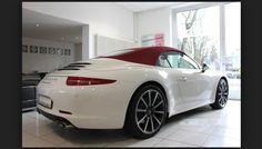 White Porsche 911 Carrera S... #Porsche911CarreraS #Porsche911 Cars-For-Sales.com