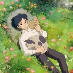 Anime Wallpaper Live, Anime Scenery Wallpaper, Wallpaper Wallpapers, Anime Kiss, Anime Art, Aesthetic Art, Aesthetic Anime, Anime Places, Studio Ghibli Art