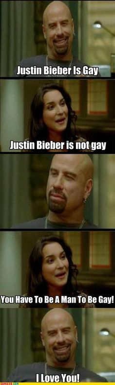 Funny Pictures Justin Bieber is gay meme lol memes I Really Love You, Really Funny, Funny Cute, The Funny, Hilarious, Funny Shit, Funny Stuff, Funny Humor, Awesome Stuff