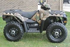 Used 2014 Polaris Sportsman 550 ATVs For Sale in Michigan.