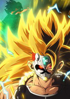 Dragon Ball Z, Dragon Ball Image, Bardock Super Saiyan, Cool Anime Guys, Anime Tattoos, Epic Characters, Anime Fantasy, Marvel Art, Fanart