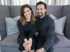 Mandy Moore & Milo Ventimiglia from The Big Picture: Today's Hot Photos Dynamic duo! The stars are all smiles while attending The Contenders Emmys in Los Angeles.