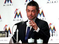 イチローが「この2年欲してきたもの」。マーリンズ移籍、最大の理由とは?(1/4) [MLB東奔西走] - Number Web - ナンバー