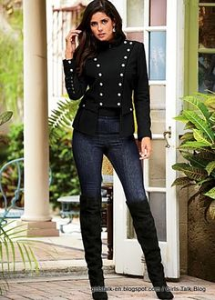 I love the jacket!