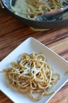 Asiago PastaWhen is Dinnerhttp://whenisdinner.com/category/pasta-recipes/