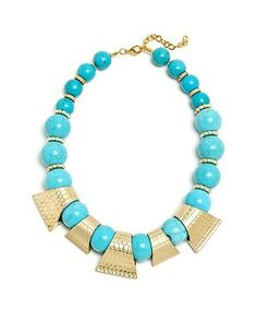 SHIFT GEARS: Outfit-Transforming Statement Necklaces